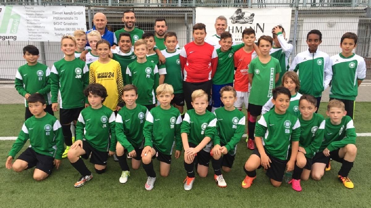 Griesheim Fußball